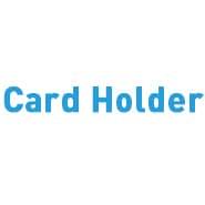 Card Wallet Slot Holder
