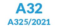 A32 (A325 / 2021)