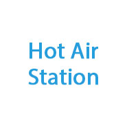 Hot Air Heat Station