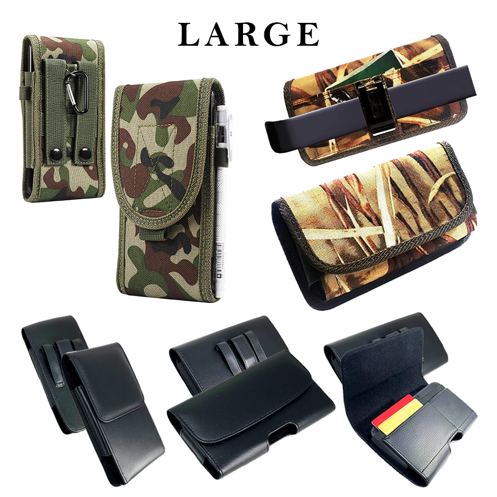 Large Pouch Cases