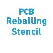 PCB Reballing Stencil