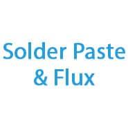 Solder Paste & Flux