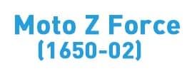 Moto Z Force (1650-02)