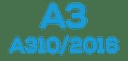 A3  (A310 / 2016)