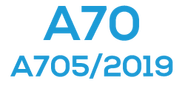 A70  (A705 / 2019)