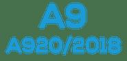 A9  (A920 / 2018)
