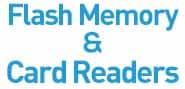 Flash Memory & Card Readers