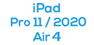 iPad Pro 11 (2nd Gen) / Air 4