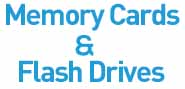 Memory Cards / Flash Drives