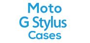 Moto G Stylus Cases