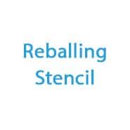 Reballing Stencil