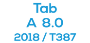 """Tab A 8.0"""" 2018 (T387)"""