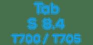 """Tab S 8.4"""" (T700 / T705)"""