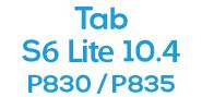 """Tab S6 Lite 10.4"""" (P610/P615)"""