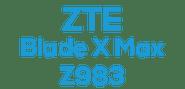 ZTE Blade X Max Z983