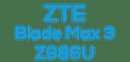 ZTE Blade Max 3 Z986U